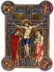 Crucifixion from Missal