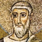 icon of st. peter chrysologus