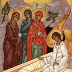 Icon myrrh bearing women