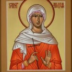 St. Apollonia, Virgin and Martyr