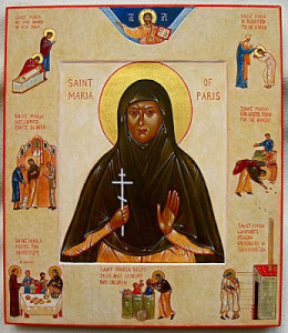 St maria of paris
